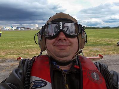 Goofie Selfie