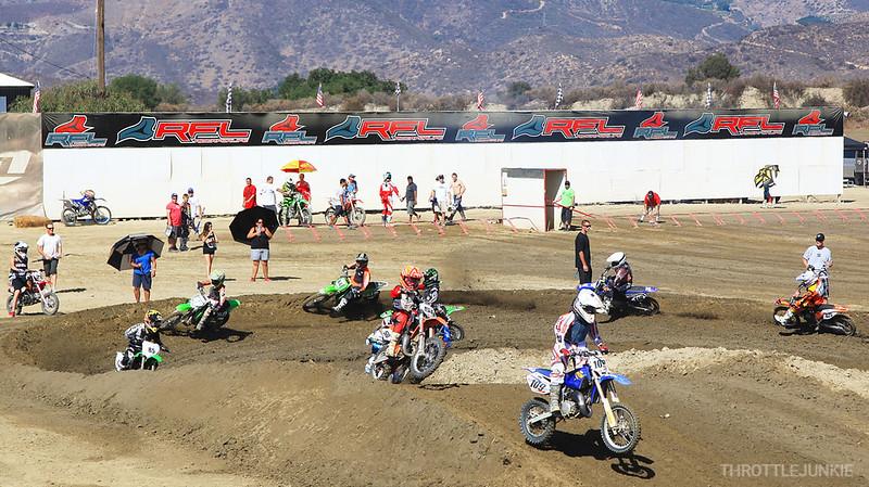 Pala Am championship 2 hr grand stand view