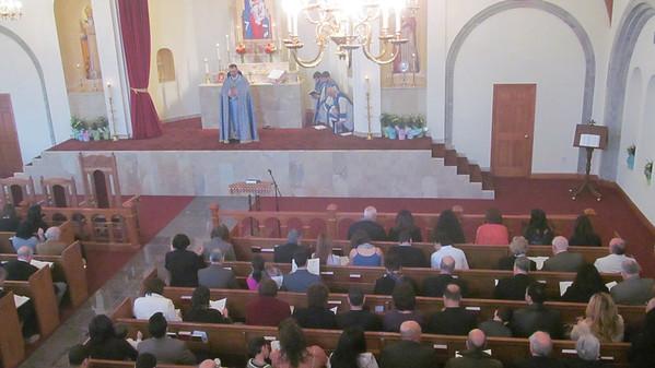 Palm Sunday, Holy Week & Easter 2013