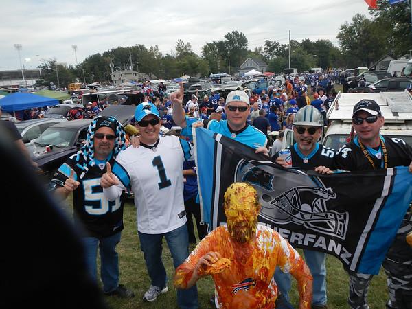 Panthers @ Bills 15 September 2013