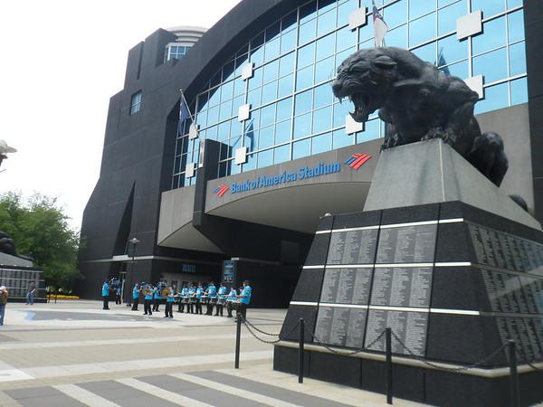 Panthers Draft Party 28 April 2013