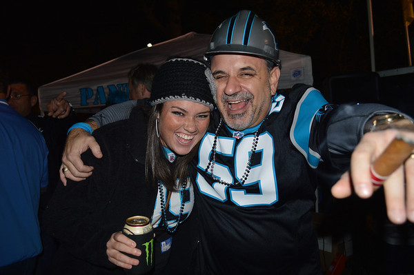 Panthers vs. Patriots 18 November 2013