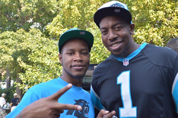 Panthers vs. Seahawks 8 September 2013