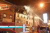 Paterson 3-6-13 : Paterson 3rd alarm at 117 Spruce St. on 3-6-13.