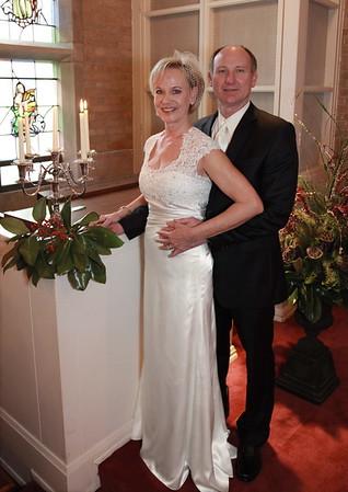 Paula and Mark Wedding