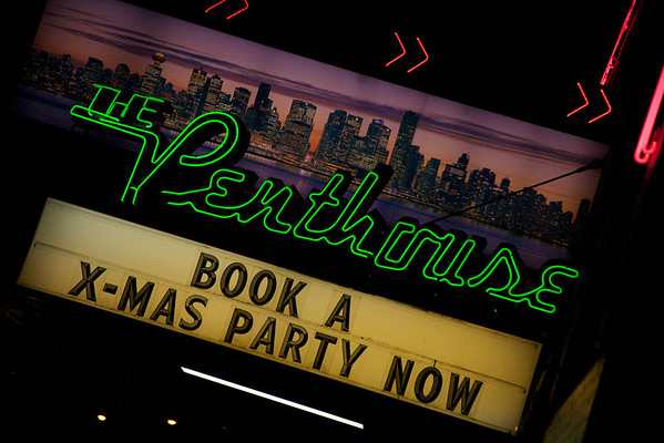 Penthouse Night Club - Nov 2013