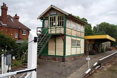 Yaxham Signal Box.