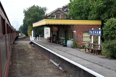 Yaxham Station.