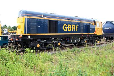 20905 at Peterboro GBRF.