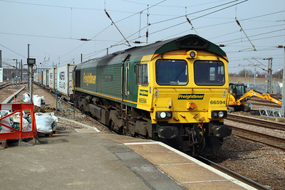 66594 1440/4L85 Doncaster-Felixstowe.