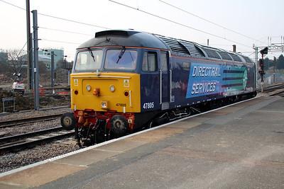 47805 1657/0z44 Kingmoor-Norwich.