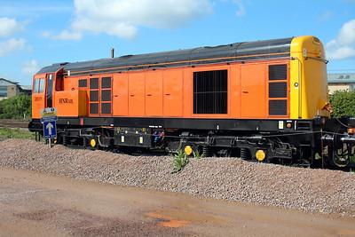 20311 GBRF Depot Peterborough 25/05/13.