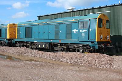 20107 GBRF Depot Peterborough 25/05/13.