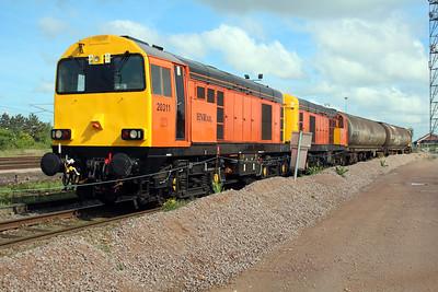 20311_20314 GBRF Depot Peterborough 25/05/13.