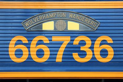 66736 'Wolverhampton Wanderers'