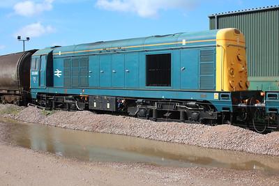 20096 GBRF Depot Peterborough 25/05/13.