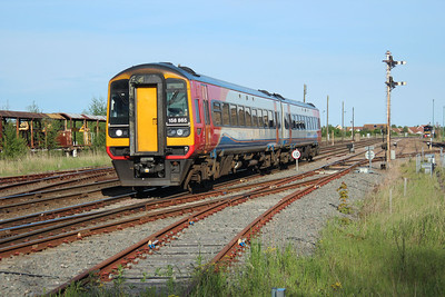 158865 passing March 25/05/13.