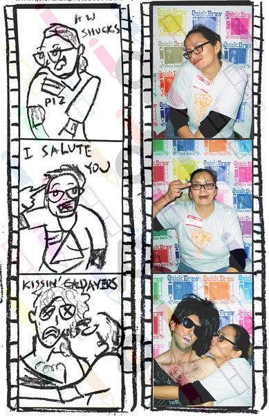 """<a href= """"http://quickdrawphotobooth.smugmug.com/Other/Pizza/33386307_GDwBJW#!i=2913550482&k=GPRHFmS&lb=1&s=A"""" target=""""_blank""""> CLICK HERE TO BUY PRINTS</a><p> Then click on shopping cart at top of page."""