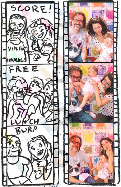 "<a href= ""http://quickdrawphotobooth.smugmug.com/Other/Pizza/33386307_GDwBJW#!i=2913489797&k=fPTpQ9h&lb=1&s=A"" target=""_blank""> CLICK HERE TO BUY PRINTS</a><p> Then click on shopping cart at top of page."
