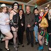 IMG_3755.jpg Karen Aldoroty, Neil Aldoroty (center) with Rocky Horror cast