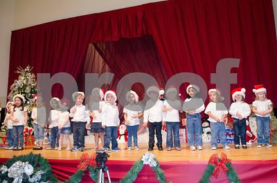 Preschool Christmas Recital