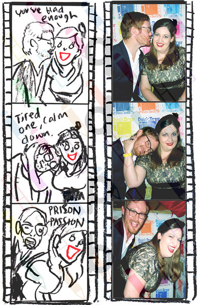 """<a href= """"http://quickdrawphotobooth.smugmug.com/Other/prom/30946675_7q4PBB#!i=2678350692&k=hJQKq7r&lb=1&s=A"""" target=""""_blank""""> CLICK HERE TO BUY PRINTS</a><p> Then click on shopping cart at top of page.<p>All purchases go to fund Matney."""