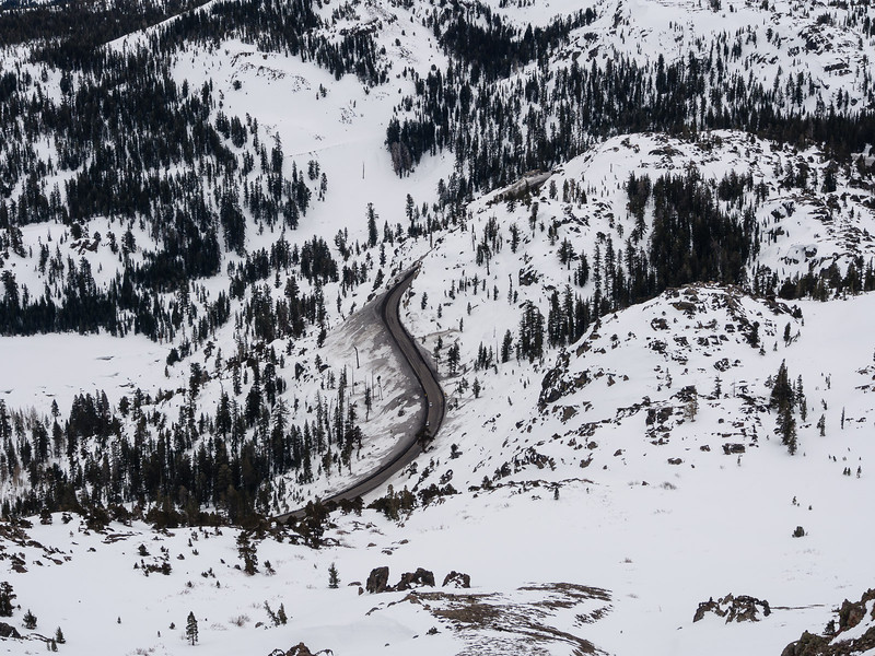 CA 88, east of Carson Pass