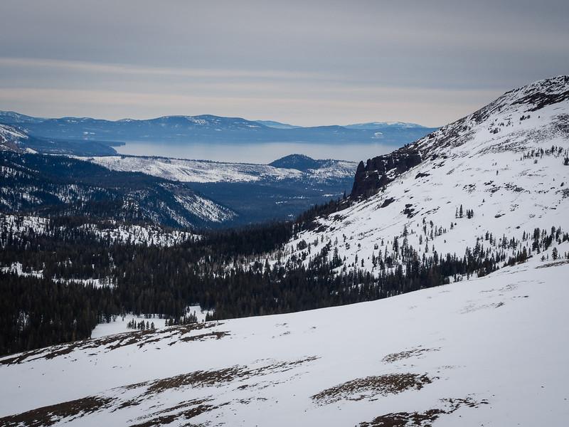 First look at Lake Tahoe