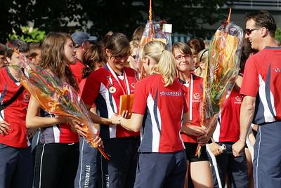Rheintaler Sportlerehrung - Zusammenfassung SM's