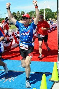 Craig becomes a triathlete! (Courtesy of Al Larson Photography)