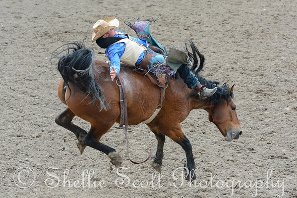 Rocky Mountain House Pro Rodeo June 2013
