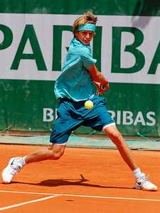 110. Alexander Zverev - Roland Garros 2013_110