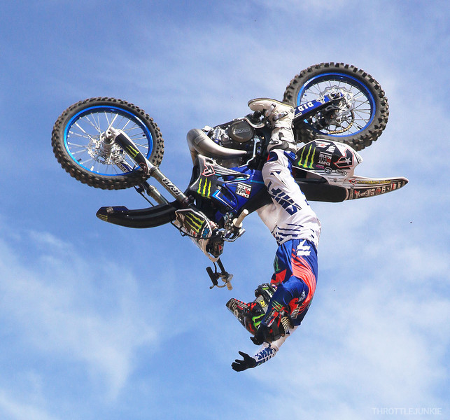 Ronnie Faisst compound practice and life style