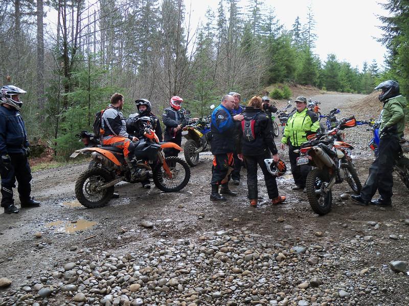 15 riders...!