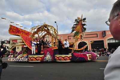 Rose Parade 1-1-2013