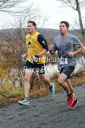 2013 Ghost Run Half-Marathon