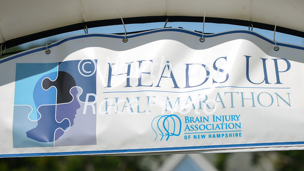 2nd Annual Heads Up Half Marathon