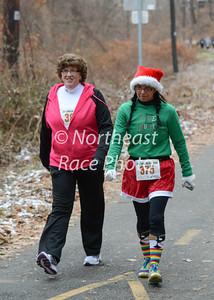 Hot Chocolate Run 2m Walk