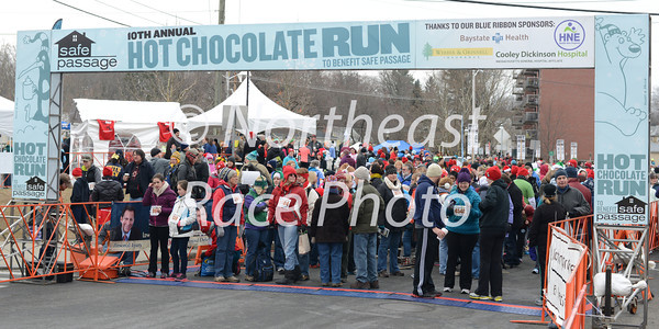 2013 Hot Chocolate Run 2-mile Walk