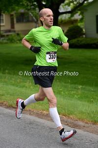Western Mass Mother's Day Half Marathon (mile 2)