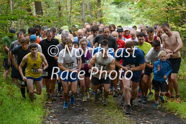 2013 Farnum Five.5 Trail Race