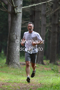 People's Forest 7-Mile Trail Race (17th place to 60th place)