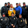 Charlie with Law Enforcement  Sp O Torch Runners