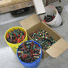 """DOUG LOADING 12-GUAGE SHOTGUN SHELLS IN THE WORKSHOP...""""REDNECK THERAPY"""" WE CALL THIS"""