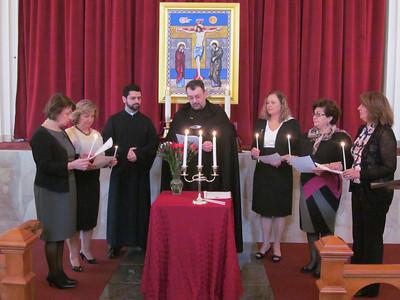 Saintly Women's Day 2013