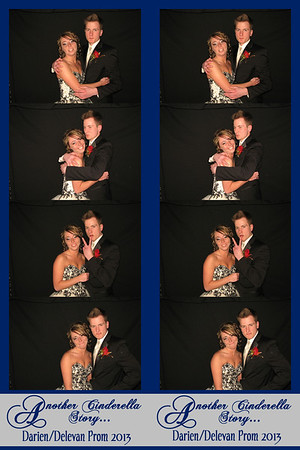Darien/Delavan Prom April 20, 2013