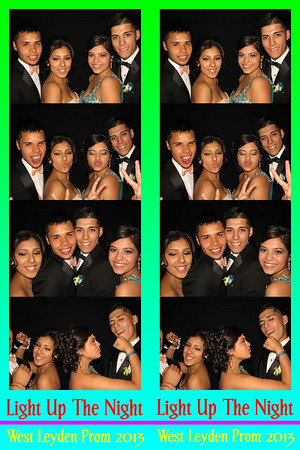 West Leyden High School Prom May 17, 2013