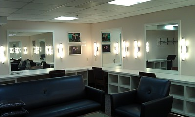 The green room for the Coolidge Auditorium at the