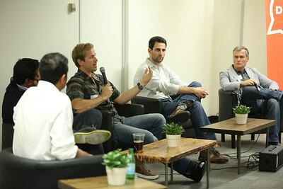 #ContentExperts Scripted.com Disqus Content Marketing Panel