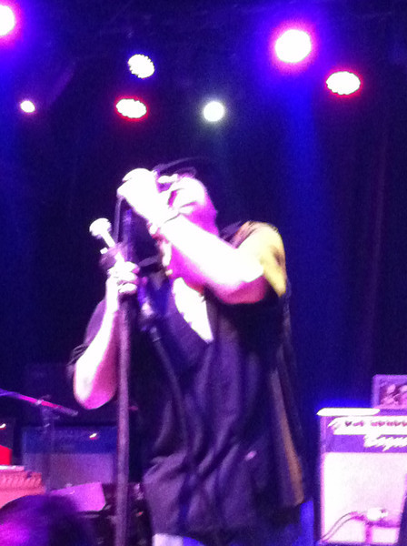 9/23/13 Blues Traveler show (Video + Photo)